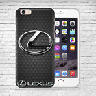 Lexus sport Car elite of lexus Logo UV Case Cover Apple iPhone HTC Huawei P9 LG