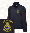 HMS GANGES Embroidered Soft Shell Jacket