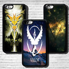 Pokemon Go team Logo case cover iPhone 5 5c 5s 6 6s plus + Samsung