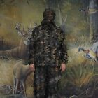 3D Leafy Camo Ghillie Suit for Hunting Forest Small Game