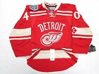 ZETTERBERG DETROIT RED WINGS 2014 NHL WINTER CLASSIC REEBOK EDGE 20 7287 JERSEY