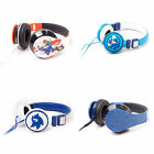 Sonic The Hedgehog: Folding / 3D Headphones - New & Official In Display Box