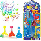 COLOUR RAINBOW BUBBLES MIXING CHEMISTRY LAB STOCKING FILLER FUN TOY 19579