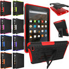 Shockproof Heavy Duty Armor Stand Case Cover For Amazon Kindle Fire HD 7 2015