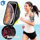 iPhone XR XS MAX/ X /8 /7/ Plus Sport Running Armband Jogging Gym Arm Band Pouch