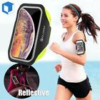 iPhone 11 Pro Max XS/XR /8 Plus Sport Running Armband Jogging Gym Arm Band Pouch