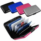Aluminium Credit Card Guard Wallet Holder Pocket Secure Protection Business ID
