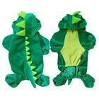 Pet Coat Costume Fancy Hoodie Dog Cat Dinosaur Clothes Puppy Coat Apparel Outfit