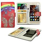 For Doogee T6 - Printed Design PU Leather Wallet Case Cover