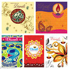 NEW Happy Diwali Cards for Hindu & Sikh Celebration Festival of Lights by Davora