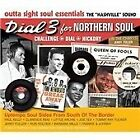 "DIAL 3 FOR NORTHERN SOUL  ""UPTEMPO SOUL SIDES FROM CHALLENGE, DIAL & HICKORY"""
