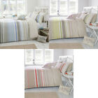 Dreams 'N' Drapes Falmouth Stripe Duvet Cover Set