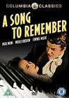 A SONG TO REMEMBER (UK) NEW DVD
