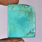 Natural Greenish Blue Color Turquoise Fancy Cut Cabochon Pendant Size Gemstone