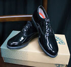 Authentic Dinkles Marching Band Shoes (NEW) Style 607 Patent Black