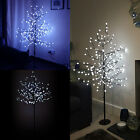 5FT LARGE LIGHTUP CHRISTMAS TREE LED BERRY INDOOR OUTDOOR DECORATION