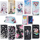 small leather case - Flip Pattern Card Wallet Leather Case Cover For Samsung Galaxy S5/S6/S7edge/G530