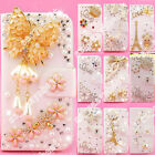 Hot Bling Crystal Diamond Leather Case Cover Women Wallet Covers For Samsung