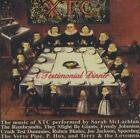 A Testimonial Dinner - Various XTC USA CD album (CDLP) THI57019.2 THIRSTY EAR