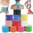 1 Roll Kinesiology Sports Tape Muscles Care Elastic Physio Therapeutic 6o