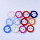 100Pcs/1 Bag Plastic Sewing Buttons Lovely Pattern 1.5*1.3cm For Craft DIY
