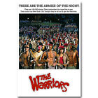The Warriors Classic Movie Art Silk Poster 12x18 24x36 inch