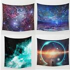 Home Decorative Polyester Tapestry Bohemian Geometric Dazzling Star Pattern
