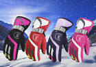 WATERFLY Ladies Women Winter Warm Gloves Ski Snow Outdoor Cycling Travel Mittens
