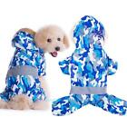 Dog Puppy Thick Warm Winter Pet Clothes Apparel Hoodie Jumpsuit Coat Jacket