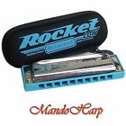 Hohner Harmonica - 2016/20 Rocket Low (SELECT KEY) NEW