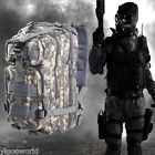 3P Military Tactical 30L Rucksacks Oxford Backpack for Camping Traveling Hiking
