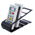 New TV DVD VCR Step Remote Control Holder Stand Storage Organizer 4 Control