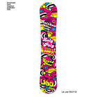 Skin Decal Sticker For Snowboard Deck Tuning Customize Graphicer Design LolyPoly