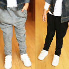 Girl Boy Kids Baggy Harem Pants Trousers Casual Jogger Home Casual Sweatpants K