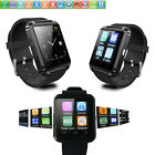 Bluetooth Smart Watch Patch up Screen Wrist Watch Handsfree For Android Smart Phone