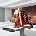 "Vlies Fototapete ""no. 2609"" ! Cartoon Tapete STAR WARS Laserschwert Weltall Raum"