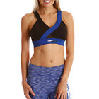 Women Sports Bra Running Gym Yoga Fitness Workout Crop Top Tank Padded Stretch C