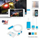 1080P HDMI Adaptor Video converter for iphone5/5s/5c/6/6plus/6s to HDTV Cable