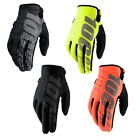 100% Brisker Gloves - All Colours - Cold Weather Winter Mountain Bike Motocross