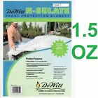 DeWitt N-Sulate 12' Wide X Any length 1.5oz Fabric Plant Protection Frost Cloth