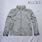 Men's Luke 1977 Ethan Jacket Casual Designer Windbreaker Jacket Size L