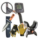 """Whites TreasurePro Metal Detector with 10"""" DD Coil, DigMa..."""