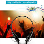 Bluetooth Headphones Wireless Headset Stereo Neckband Sport Earbuds with Mic HD