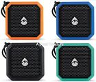 Small Bluetooth Speaker Waterproof Submersible Floating Rugged PICK Color Grace