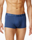 Boss Hugo boss men blue microjacquard cotton Modal Trunk underwear size S, M, L