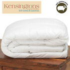 100% Pure Luxury Natural Merino Wool Fiber 400T/C Egyptian Cotton Cover Duvet