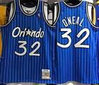 SHAQ O'NEAL ORLANDO MAGIC MITCHELL & NESS 100% AUTHENTIC JERSEY 1994-95 NEW