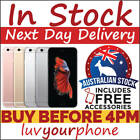 Apple iPhone 6S Unlocked 16GB 64GB 128GB Space Grey Rose Gold Silver Warranty