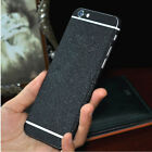 Ultra-thin Full Body Removable Protective Matte Glitter Skin For iPhone 5,6,7