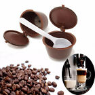 2x Refillable/Reusable Coffee Capsule Pods Cups for Nescafe Dolce Gusto Machine
